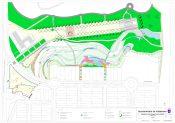 Valdemoro Parque Tierno Galván Plano de Planta
